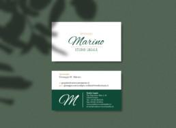 Studio Legale Marino - Business Card