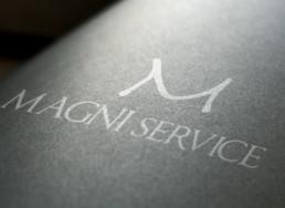 Magni Service - Branding