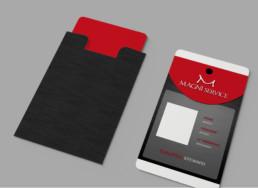 Magni Service - Card